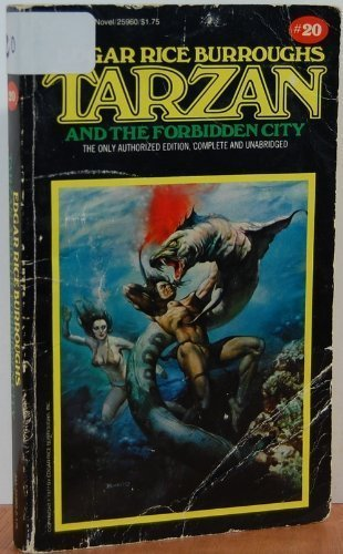 9780345259608: Tarzan and the Forbidden City