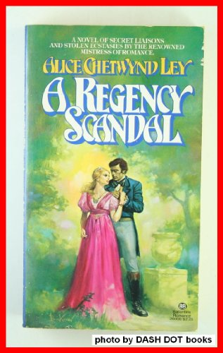 9780345260086: A Regency Scandal