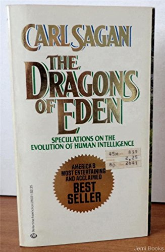9780345260314: The Dragons of Eden: Speculations on the Evolution of Human Intelligence