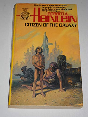 9780345260741: Citizen of the Galaxy (Puffin Books)