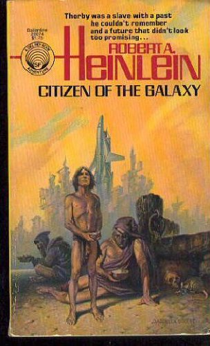 9780345260741: Citizen of the Galaxy