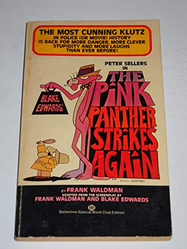 9780345270559: The Pink Panther Strikes Again