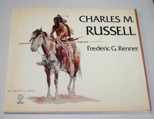 9780345270610: The Western Art of Charles M. Russell