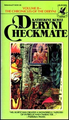 Deryni Checkmate (Signed Copy): Kurtz, Katherine (cover