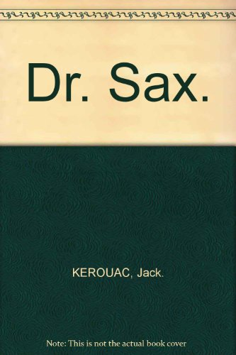 9780345271310: Dr. Sax. [Hardcover] by