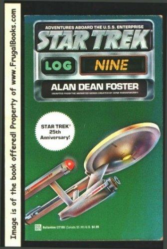 9780345271655: Star Trek Log Nine