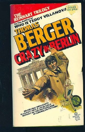 9780345271730: CRAZY IN BERLIN by Berger, Thomas