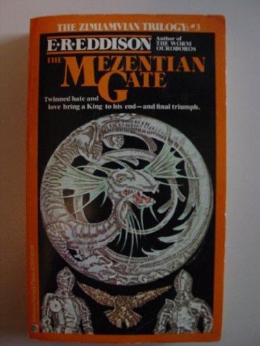9780345272218: The Mezentian Gate