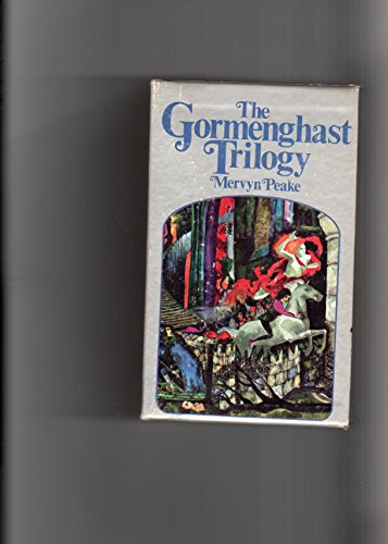 The Gormenghast Trilogy Boxed Set: Mervyn Peake, Patrick