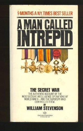 A Man Called Intrepid: Stevenson, William