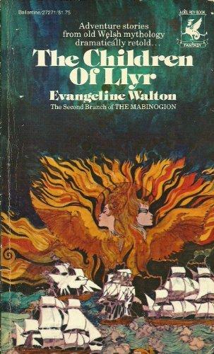 9780345272713: The Children of Llyr
