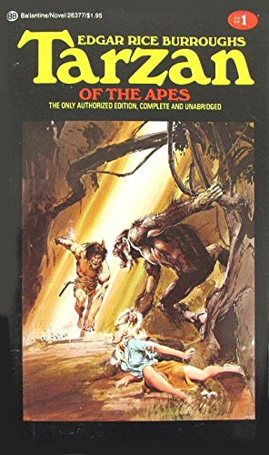 Son of Tarzan: Edgar Rice Burroughs