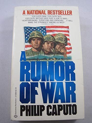 9780345272980: A Rumor of War
