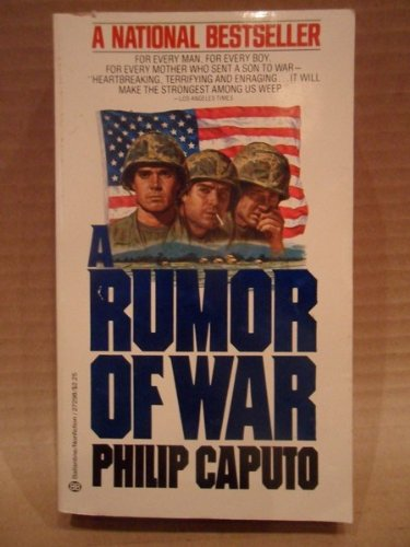 9780345272980: A Rumor of War