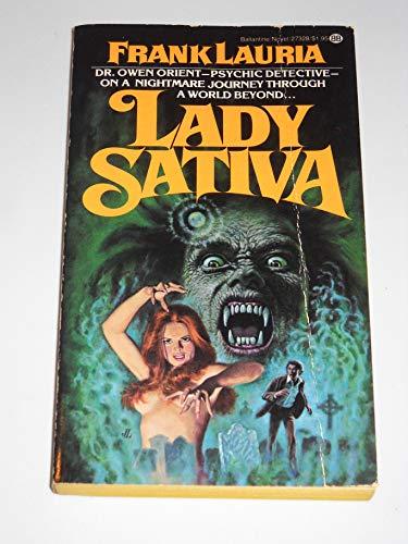 9780345273284: Lady Sativa