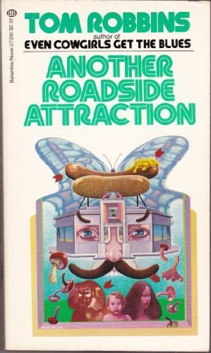 9780345273307: Another Roadside Attraction