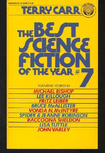 9780345273383: BST SCI FI OF YEAR #7