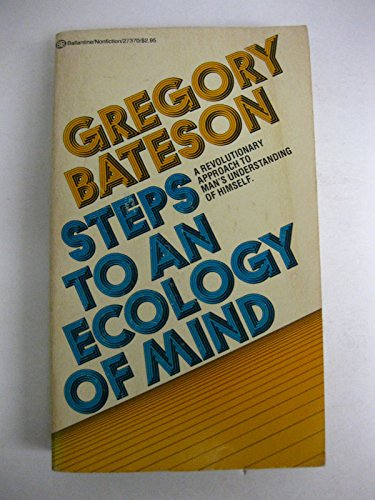 9780345273703: Title: Steps to an Ecology of Mind