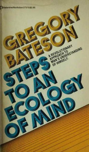 9780345273703: Steps to an Ecology of Mind