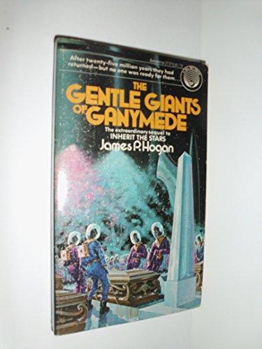 9780345273758: Gentle Giants of Ganymede