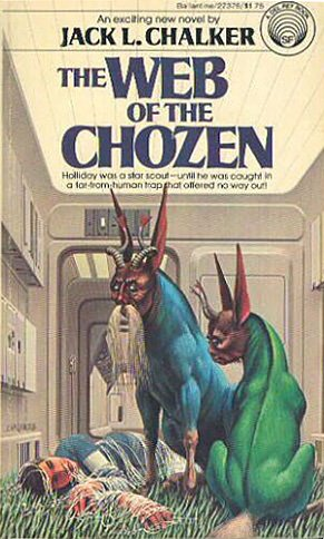 9780345273765: The Web of the Chozen