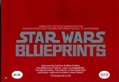 9780345273819: Star Wars Blueprints