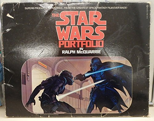 9780345273826: Star Wars Portfolio