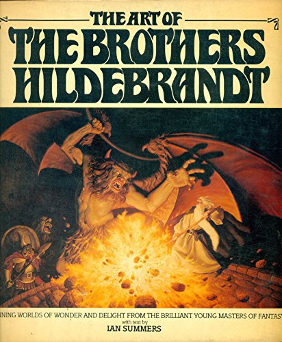 9780345273963: The Art of the Brothers Hildebrandt