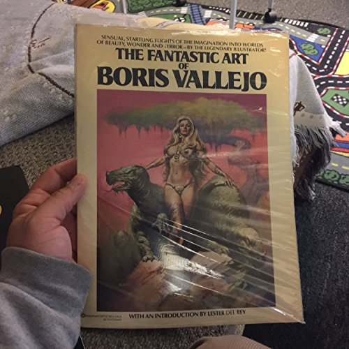 9780345273970: The Fantastic Art of Boris Vallejo