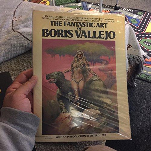 9780345273970: FANTASTIC ART OF BORIS VALLEJO