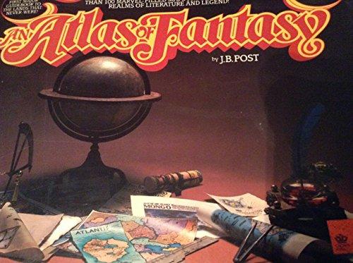 9780345273994: An Atlas of Fantasy