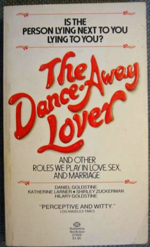 9780345274090: The Dance-Away Lover