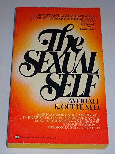 9780345274229: The Sexual Self
