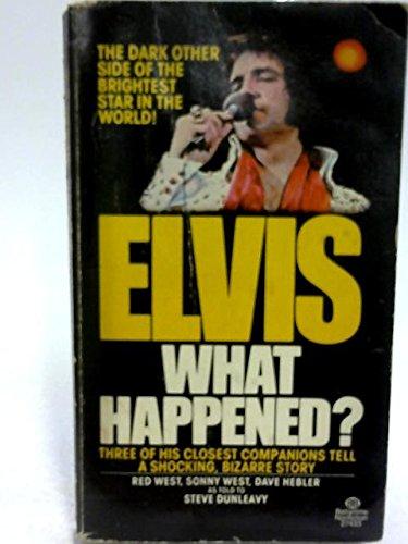 9780345274335: Elvis What happened?