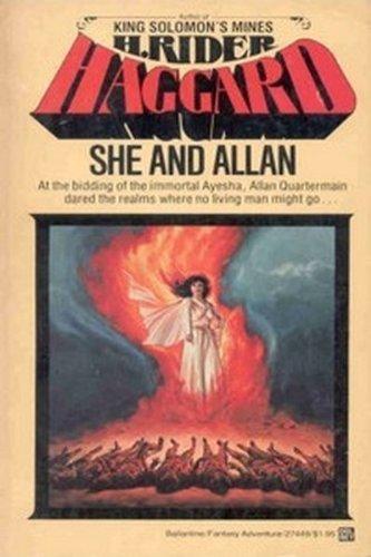 She and Allan: Haggard, H. Rider