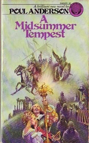 9780345274526: Title: A Midsummer Tempest