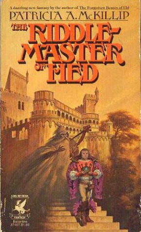 9780345274670: Riddle-Master of Hed