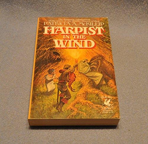 9780345274694: Harpist in the Wind