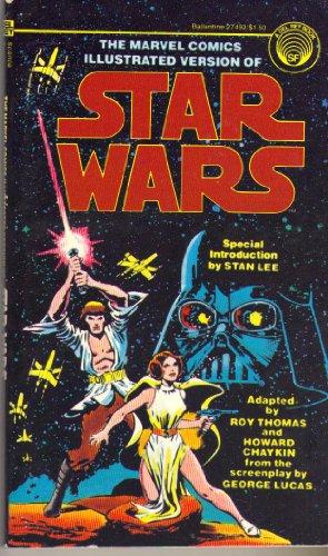 9780345274922: The Marvel Comics Illustrated Version of Star Wars