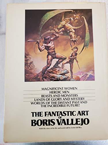9780345275219: The Fantastic Art of Boris Vallejo