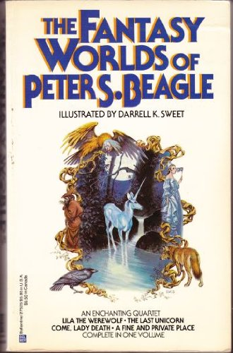 9780345275257: The Fantasy Worlds of Peter S. Beagle