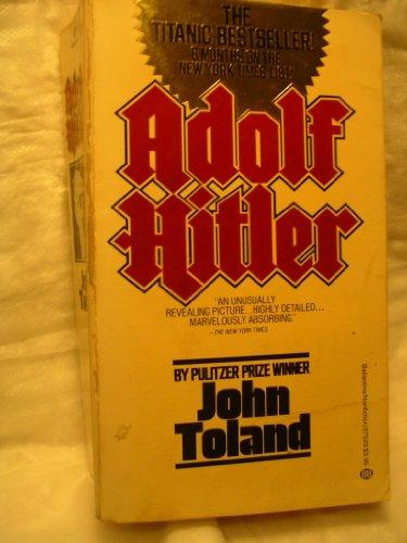 9780345275332: Adolf Hitler