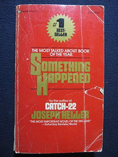 Something Happened (9780345275387) by Joseph Heller