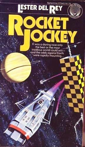 9780345275424: Rocket Jockey