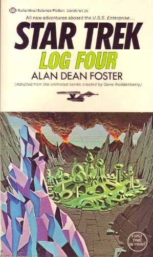 9780345275530: Star Trek Log Four