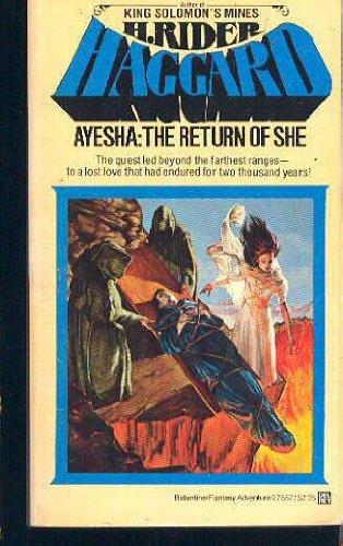 Ayesha: The Return of She: H. Rider Haggard