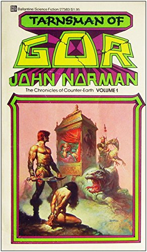 9780345275837: Title: Tarnsman of Gor