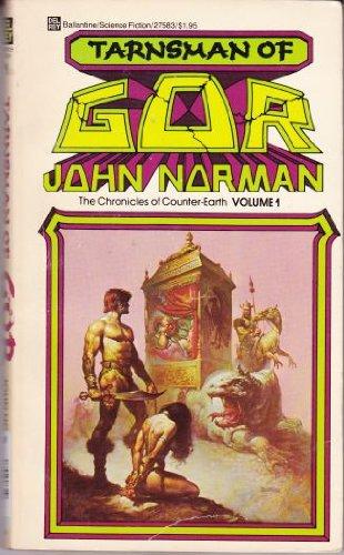 9780345275837: Tarnsman of Gor