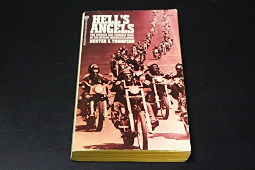 Hunter Thompson's Hell's Angels: The Strange and: Thompson, Hunter S.