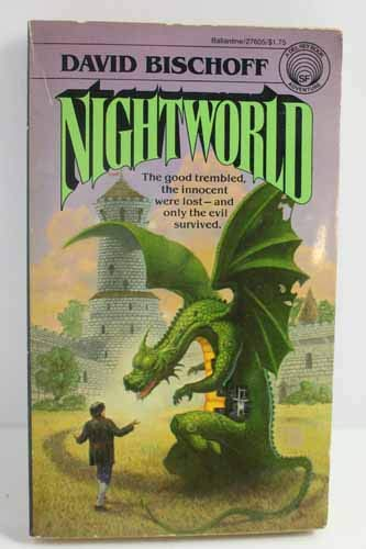 Nightworld (0345276051) by Bischoff, David